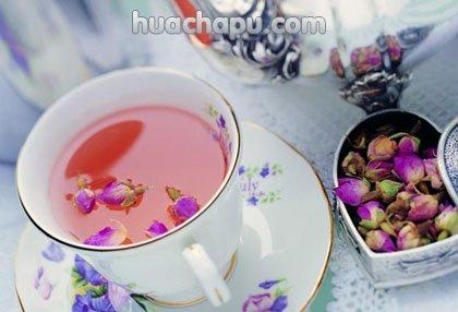 玫瑰花茶 玫瑰花