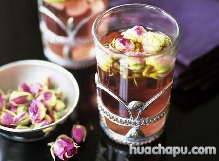 玫瑰花茶怎么泡 养生花茶