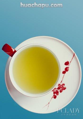 茉莉花茶有神效去口臭喝茉莉花茶