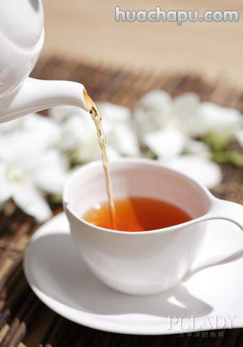春饮花草茶茉莉花茶助生殖缓经痛