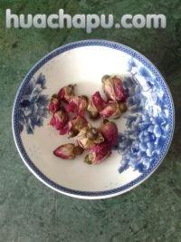茉莉玫瑰花茶的做法步骤3
