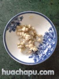 茉莉玫瑰花茶的做法步骤2