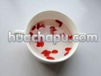 柠檬玫瑰花茶的做法步骤3