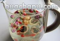 柠檬玫瑰花茶的做法步骤7