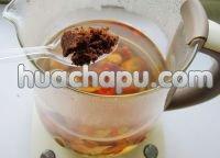 柠檬玫瑰花茶的做法步骤10