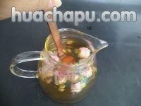 蜂蜜玫瑰花茶的做法步骤5
