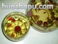 红巧梅红枣桂圆花茶的做法步骤5